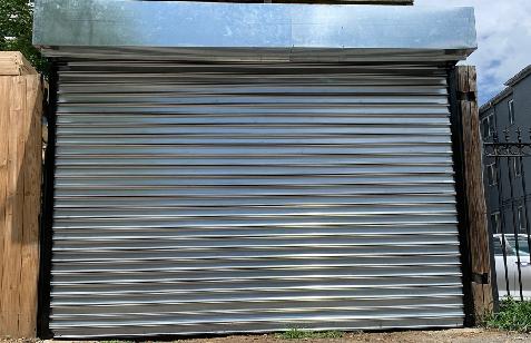 High Performance Overhead Garage Doors