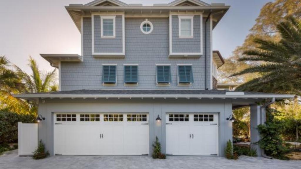 IS YOUR GARAGE DOOR READY FOR SUMMERTIME?